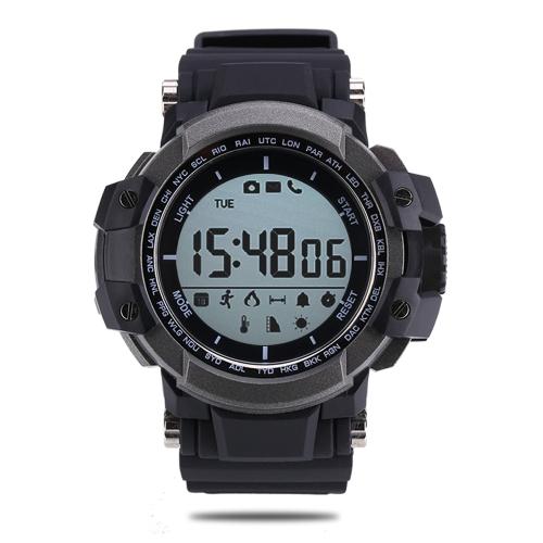 Zeblaze Sport Smart Uhr 1,2 inch LCD BT 4,0 Schrittzähler Fernbedienung Kamera Schlafüberwachung Smart Armbanduhr für Android 4.4 & IOS 7.0 oder höher