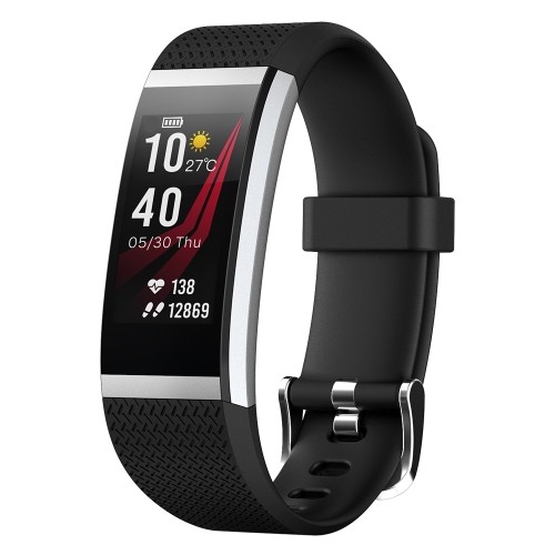 """BT4.0 Wodoodporna Inteligentne Wrist Band 0.96 """"kolorowy Ekran Dotykowy Inteligentna Bransoletka Fitness Tracker Tętno Krokomierz Uśpienia Monitora Alarm Kompatybilny IOS i Android"""