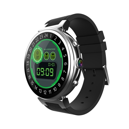 I6 Android Smart Watch Intel 3G com RAM e 16G ROM