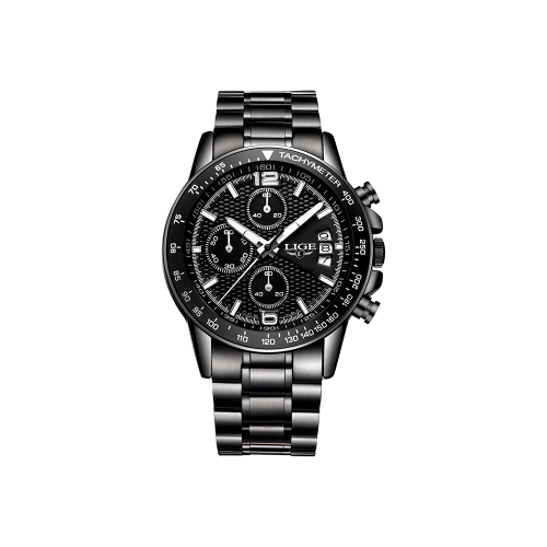 LIGE Moda Relógios Relógios Relógios Relógios Relógios Relógios Relógios Relógios Relógios Relógios Relógios Relógios Musculino