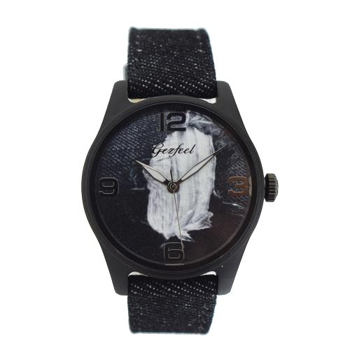 GEZFEEL Fashion Casual Zegarki damskie Zegarek kwarcowy damski Casual Female Watch Time Display