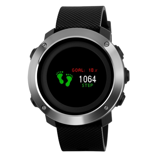 SKMEI 1336 Farbdisplay Sport Digital Smart Watch