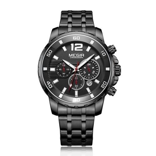 Orologio da uomo cronografo MEGIR 2068