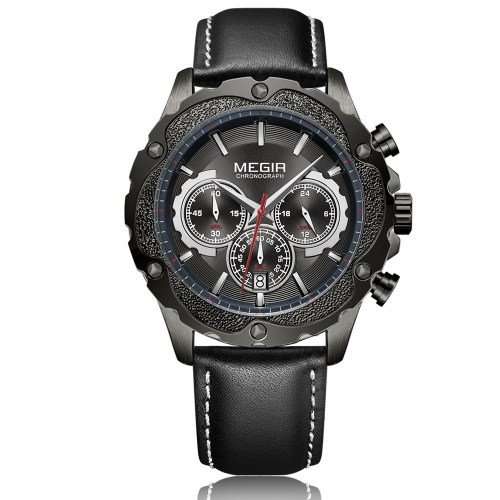 MEGIR 2070 Moda Esporte Men Watch