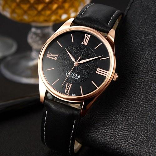 YAZOLE 376 Quartz Wrist Watch