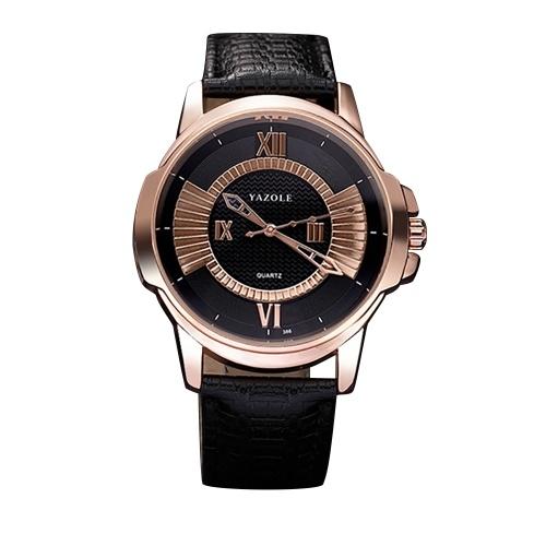 YAZOLE 386 Quartz Watch