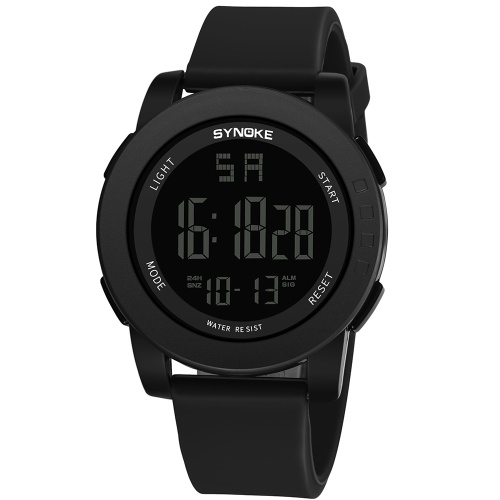 SYNOKE 9003 Sport Watch LED Digital Watch