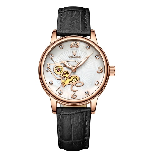 TEVISE T835A Women Automatic Mechanical Watch