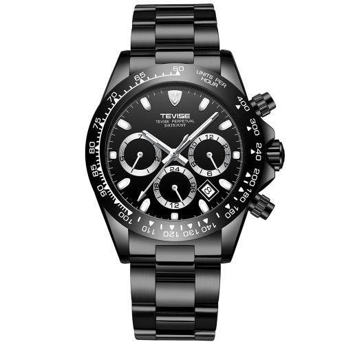 TEVISE T822A Business Men automatische mechanische Uhr