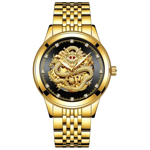 TEVISE 9006B Business Men Automatic Mechanical Watch