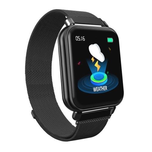 Y6pro Smart Watch 1.3-inch Large TFT Screen 240*240 Resolution Watch