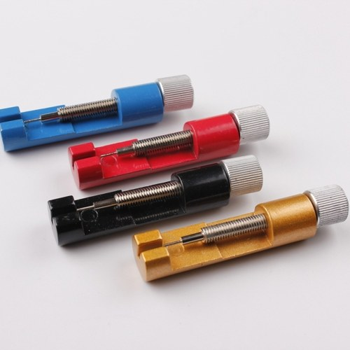Strap Remover Professional Watch Band Strap Bracelet Link Pin Repair Metal Adjustor Repairing Sizing Tool