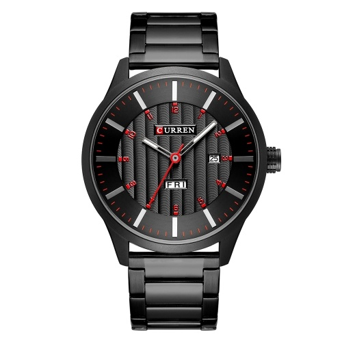 CURREN 8316 Homens Assista Quartz Brand Watch Relógio De Pulso
