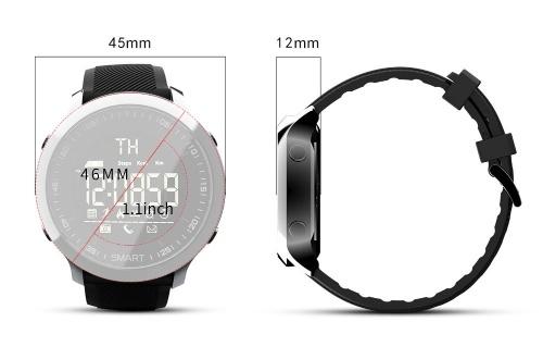 умные умные часы lokmat MK18