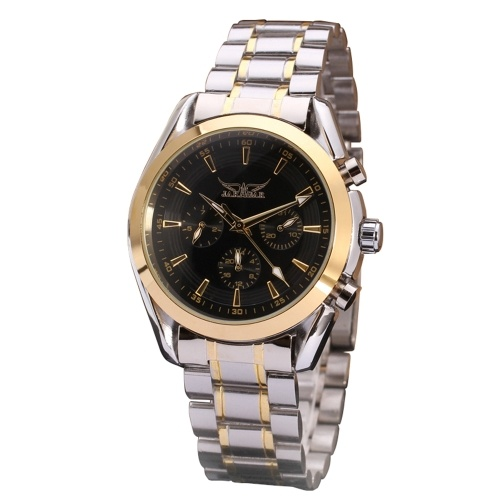 JARAGAR 055 Деловые Мужские Механические Часы
