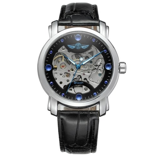 Orologio meccanico Winner 005 Business Men