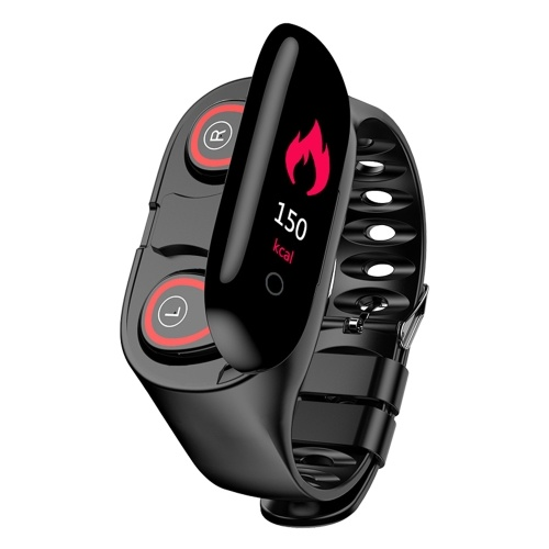 LEMFO M1 Smart Bracelet BT Earphone