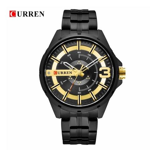 CURREN 8333 Man Watch Man Sport Watch
