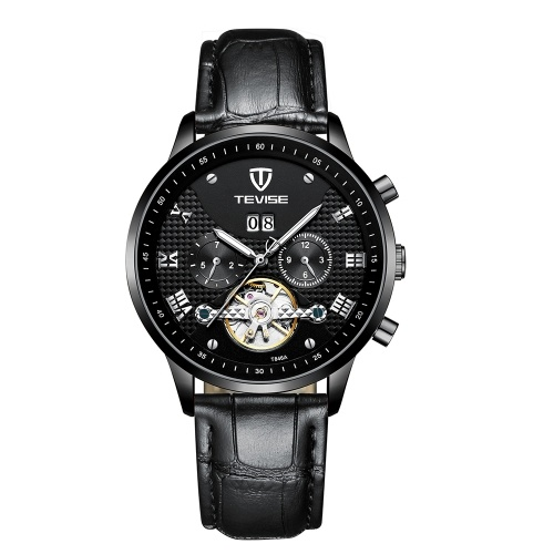 TEVISE T846A Man Mechanical Watch