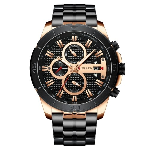 Montre CURREN 8337 Man Quartz