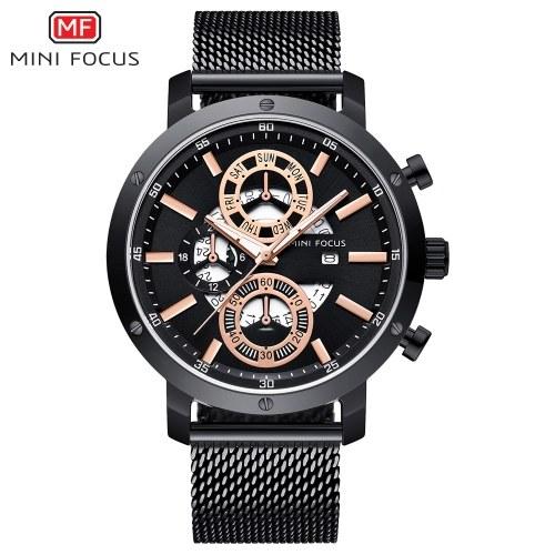 MINI FOCUS MF0190G Reloj cuarzo hombre