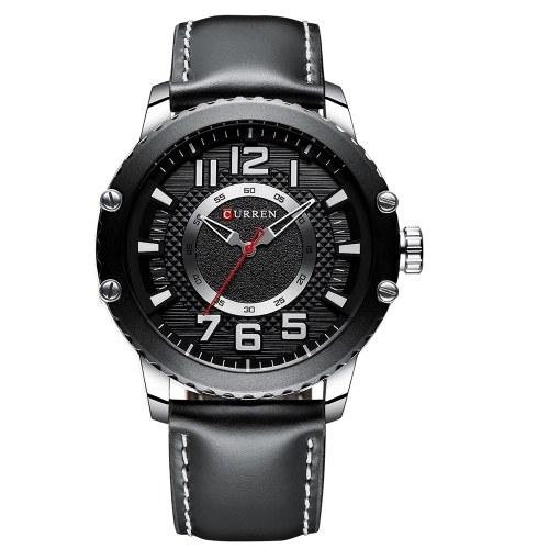 CURREN 8341 Man Quartz Watch