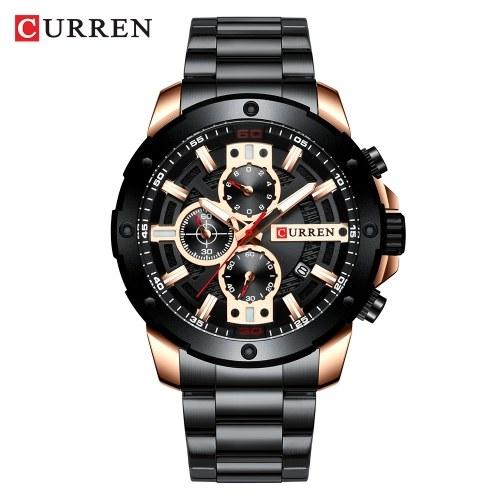 CURREN 8336 orologio da uomo al quarzo