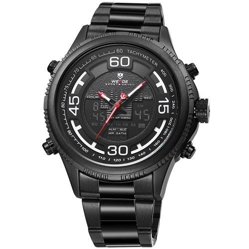 Relógio eletrônico digital de quartzo WEIDE WH6306
