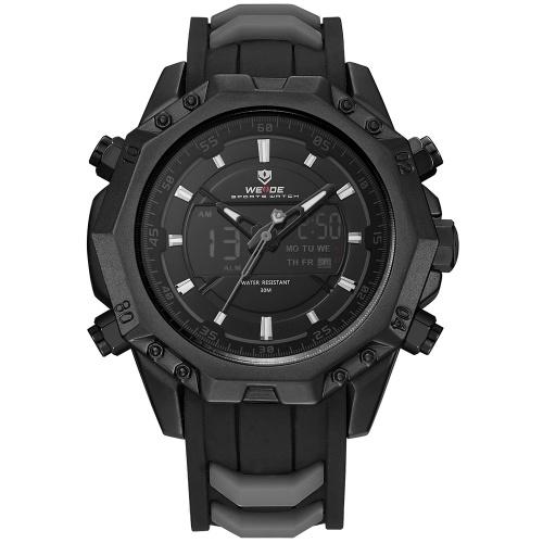 WEIDE WH6406 Кварцевые цифровые электронные часы