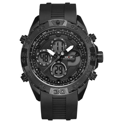 WEIDE WH6909 Quartz Digital Electronic Watch
