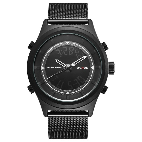 WEIDE WH7305 Quarz Digitale elektronische Uhr