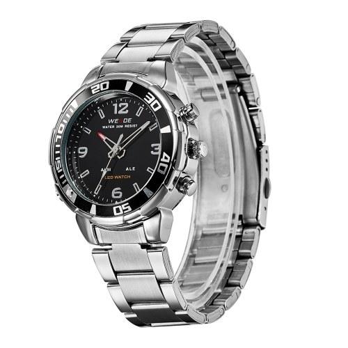 WEIDE WH843クォーツデジタル電子時計