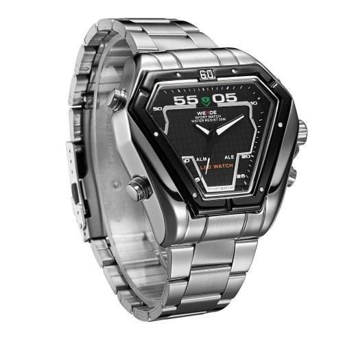 WEIDE WH1102 Quartz Digital Electronic Watch