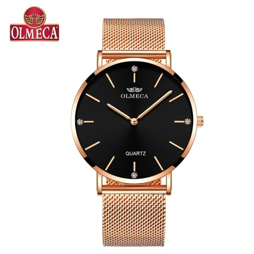 OLMECA 0839L Women Quartz Watch