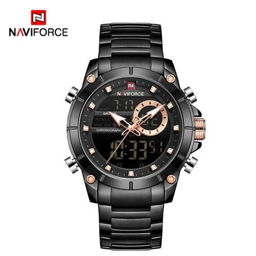 Naviforceメンズクォーツ時計
