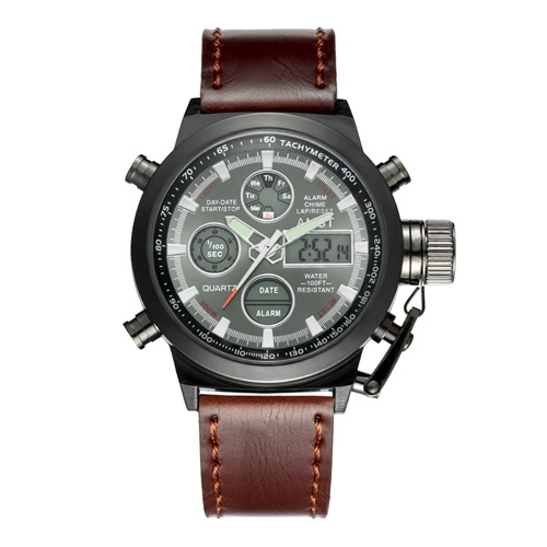 AMST Men Watch Multifuncionais