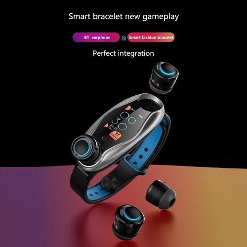 LEMFO LT04 Bracelet Wireless BT Earphone