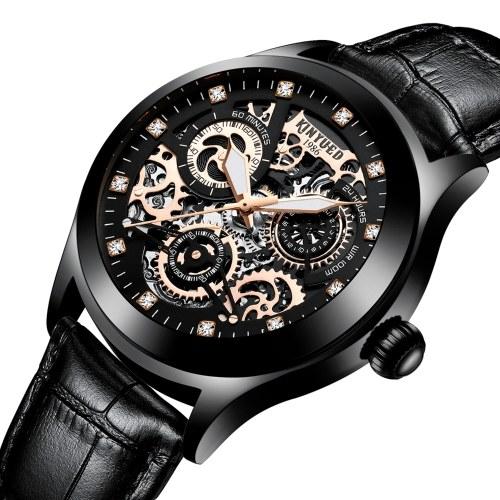 Reloj mecánico automático para hombre KINYUED