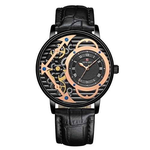 Fashion Skeleton  Mechanical Watch
