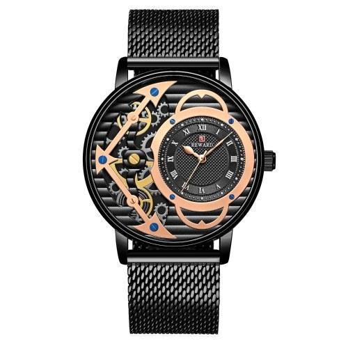 Orologio meccanico scheletro di moda