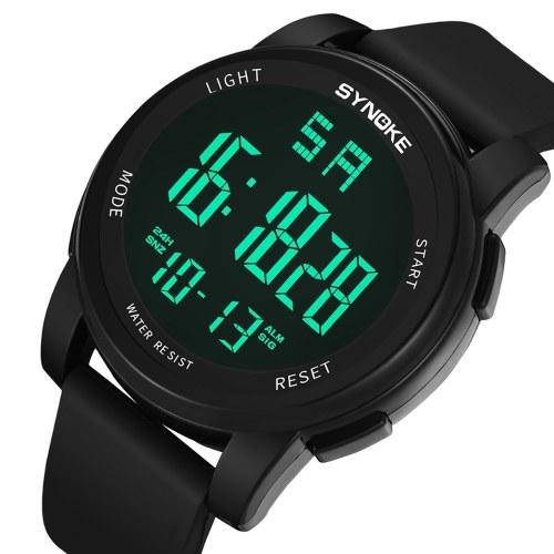 Reloj de hombre con movimiento digital SYNOKE 9002