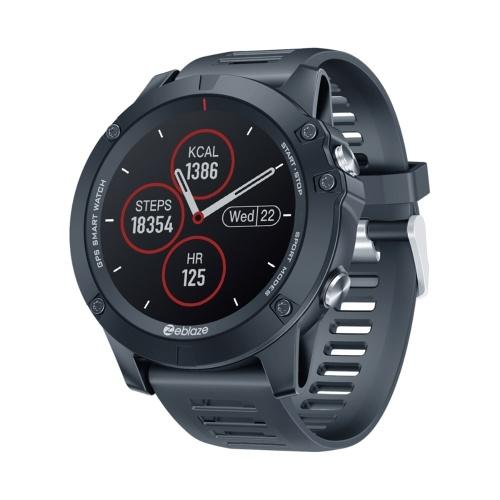 Zeblaze VIBE 3GPS 1,3 pouces IPS Écran tactile couleur GPS Smartwatch