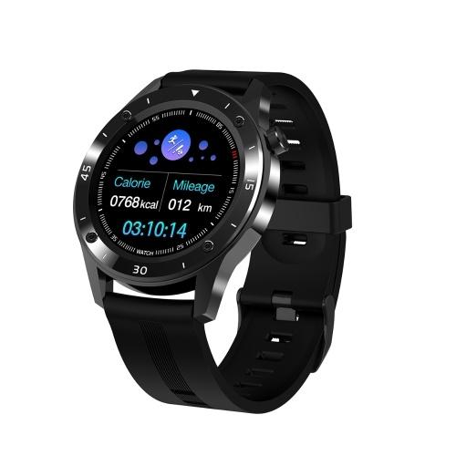 F22 Smartwatch 1.54-Inch TFT Full Touchscreen Big Dial Watch IP67 Waterproof Fitness Tracker Sport Watch