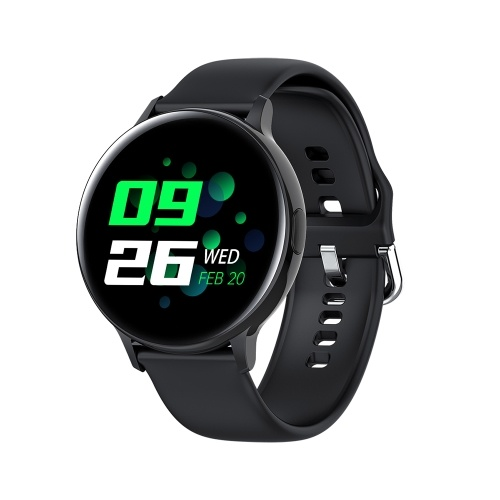 1.28'' Smart Watch Blood Pressure & Heart Rate Monitor ECG + PPG Monitor IP68 Waterproof Sport Watch Touch Screen Watch Compatible with iOS Android