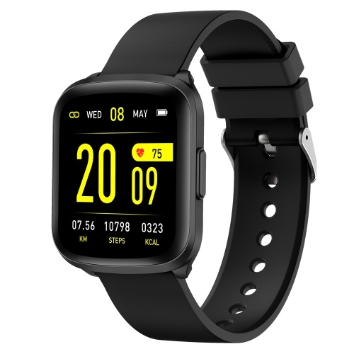 KINGWEAR 1.3'' Smart Watch Fitness Tracker