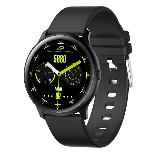 KINGWEAR 1.2'' High-definition Touch Screen Smart Watch Activity Tracker