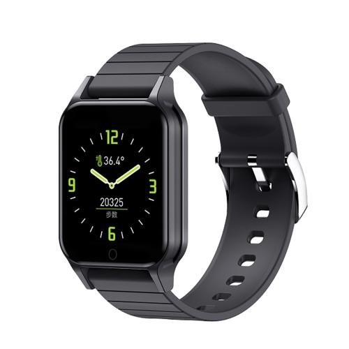 LEMFO T96 1,3-Zoll-TFT-Bildschirm Smart Bracelet Sportuhr BT4.2 Fitness Tracker