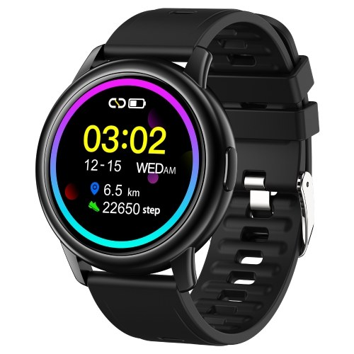 S27 1.3-inch TFT Touch Screen Fitness Tracker Smart Watch