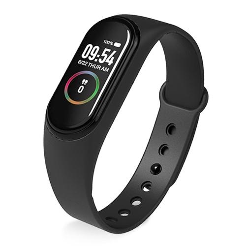 Smart Armband für Männer Frauen Sport Fitness Wasserdicht Smart Watch Herzfrequenz Blutdruckmessung Sicherer Schlaf Multisportliche Musik Spielen Laufen Armband Smartwatches Geschenke Kompatibel mit Android / iOS