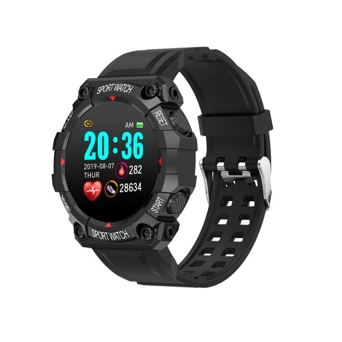 FD68 1,3-Zoll-IPS-Bildschirm Smart Watch Sportuhr